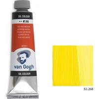 Talens Van Gogh Yağlı Boya 40Ml - Azo Yellow Light 268