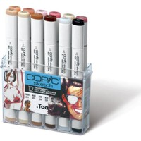 Copic Sketch 12Li Set Skin Tones