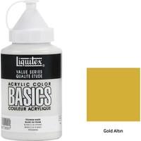 Liquitex Basic Akrilik 400 Ml - N:234 Gold Altın