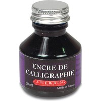 Encre De Calligraphie 50Ml - Purple