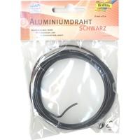 Folia Aluminyum Tel 5Mt. Siyah