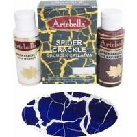 Artebella Örümcek Çatlatma 3270 Mavi 70 Cc Medium + 70 Cc Vernik