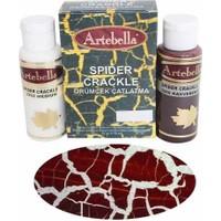 Artebella Örümcek Çatlatma 3275 Bordo 70 Cc Medium + 70 Cc Vernik