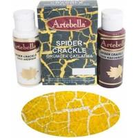 Artebella Örümcek Çatlatma 3265 Sarı 70 Cc Medium + 70 Cc Vernik