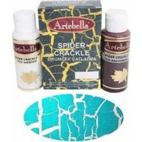 Artebella Örümcek Çatlatma 3272 Turkuaz 70 Cc Medium + 70 Cc Vernik