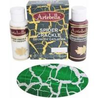Artebella Örümcek Çatlatma 3267 Yeşil 70 Cc Medium + 70 Cc Vernik