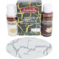Artebella Örümcek Çatlatma 3263 Beyaz 70 Cc Medium + 70 Cc Vernik