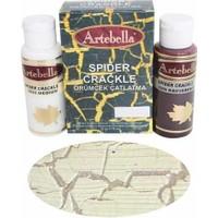 Artebella Örümcek Çatlatma 3264 Krem 70 Cc Medium + 70 Cc Vernik