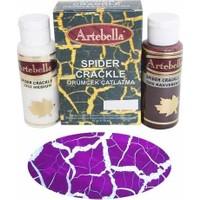 Artebella Örümcek Çatlatma 3273 Mor 70 Cc Medium + 70 Cc Vernik