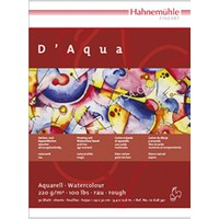Hahnemühle D' Aqua Suluboya Blok - 30X40Cm - 30 Yaprak