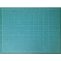 Kesme Matı Yeşil/Siyah A0 (90X120Cm)
