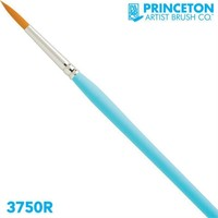 Princeton Sentetik Kıl Yuvarlak Uç Fırça 3750R - N:6
