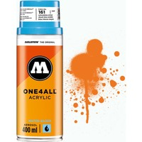 Molotow One4All Akrilik Sprey Boya 400Ml - N:085 Dare Orange