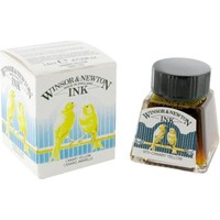 Winsor & Newton Çini Mürekkebi 14Ml - Canary Yellow