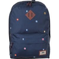 Vans VNV002TMNKC Old Skool Plus Backpack Erkek Sırt Çantası
