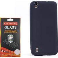 Gpack Vestel Venüs V3 5000 Kılıf Premier Silikon Case + Kırılmaz Cam