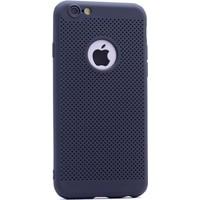 Gpack Apple iPhone 7 Plus Kılıf Felix Delikli Silikon Case