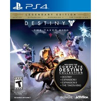 Destiny The Taken King Ps4 Playstation 4 Oyun