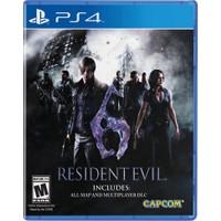 Resident Evil 6 Ps4 Playstation 4 Oyun