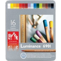 Caran Dache Luminance 6901 Metal Kutulu 6901-316