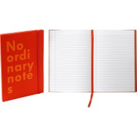 Nava No Ordinary Not Defteri A5 Turuncu TNNO320A00000A