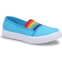 Polaris 71.509219.F Turkuaz Kız Çocuk Ayakkabı