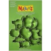 Makins Clay Cadılar Bayramı Kurabiye Kalıbı Seti - 37013