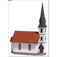 Busch Maket Kilise 1/87 N:1430 Kirche