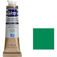 Lefranc & Bourgeois Artist Yağlı Boya 40Ml - Chrome Green Medium Deep