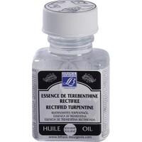 Lefranc & Bourgeois Rectified Turpentine, Terebentin 75Ml