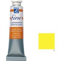 Lefranc & Bourgeois Fine Yağlı Boya 40Ml - Cadmium Yellow Light 695