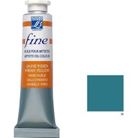 Lefranc & Bourgeois Fine Yağlı Boya 40Ml - Turquoise Blue 350