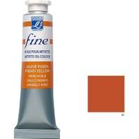Lefranc & Bourgeois Fine Yağlı Boya 40Ml - Vermilion Orange 697