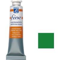 Lefranc & Bourgeois Fine Yağlı Boya 40Ml - Chrome Green Medium 298