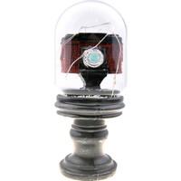 Practika Işıklı Fotoğraf Makinesi Retro Su Küresi