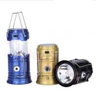 Practika Güneş Enerjili Kamp Feneri (Sarj Edilebilir) Asorti