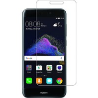 Microcase Huawei P9 Lite 2017 Tempered Glass Cam Koruma