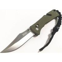 Sog TF2-CP Green Tactical Rescue Folding Knife