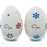 Opus B3 Ağaç Yumurta Marakas (Çift)