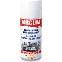 Atas Klima Temizleyici Dezenfekte Spreyi Airclim Çam Kokulu 150Ml