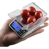 Dijital Hassas Mini Terazi 500 gr./0.1 gr. Tartı thr134