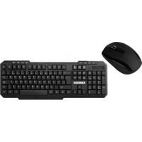 Azemax S638 Kablosuz 2.4GHz M.Medya Klavye Mouse Set