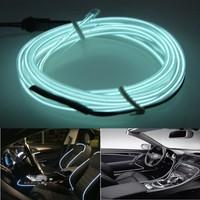 ModaCar Beyaz Araç İçine Neon Kablo 5 Metre 378818
