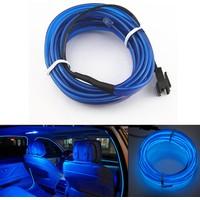 ModaCar Mavi Araç İçine Neon Kablo 5 Metre 378819