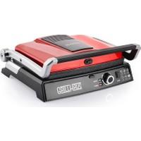 Grill Haus Tost Makinesi Kırmızı