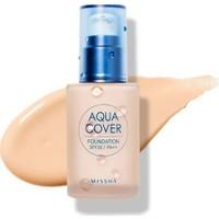 Missha Aqua Cover Foundation SPF20/PA++ (No.C21)
