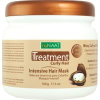 Nunaat Repair Curly İnsentive Hair Mask (500Gr)