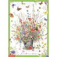 Jumbo 500 Parça Yaz Buketi Puzzle (Summer Bouquet)