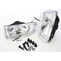 ModaCar Oval Model Beyaz Camlı Sis Lambası Seti 3009301