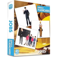 Miracle Flashcards – Jobs Box 45 Cards